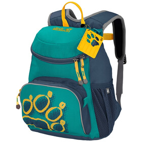 Jack Wolfskin Little Joe Backpack Barn green ocean
